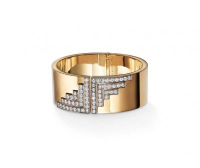 Hinged Diamond Bracelet